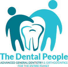 The Dental People logo